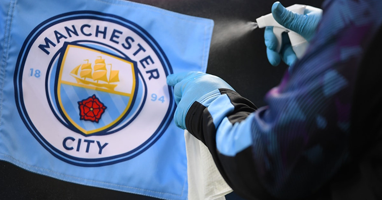 Man City post losses of 126 million pounds due to COVID-19 impact
