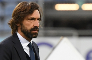 Pirlo says Juve ready to play Napoli but would respect any COVID delay