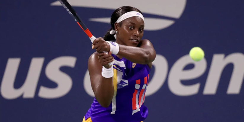 WTA roundup: Sloane Stephens upsets Madison Keys in Charleston
