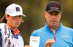 RBC Heritage: Stewart Cink cruises into five-shot lead after back-to-back 63s