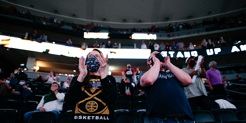 Report: NBA expects to have full arenas for 2021-22 season