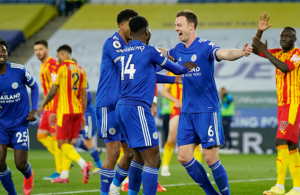 Iheanacho extends scoring run as Leicester beat West Brom