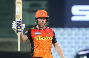 Jonny Bairstow hits fifty as Sunrisers earn first IPL win of 2021 season over Punjab Kings