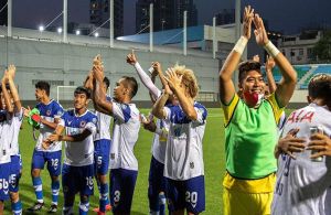After years in the wilderness and a winless season, Tanjong Pagar aim to build on victory
