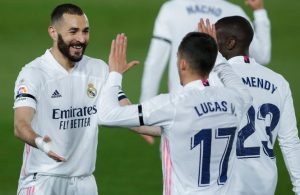Real Madrid Edge Barcelona In Thriller To Go Top Of La Liga