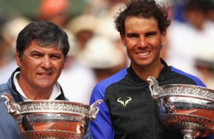 Toni Nadal, uncle and ex-coach of Rafael, joins Felix Auger-Aliassime's team