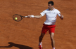 Djokovic sweeps into Italian Open quarters in front of 'great' Rome crowd