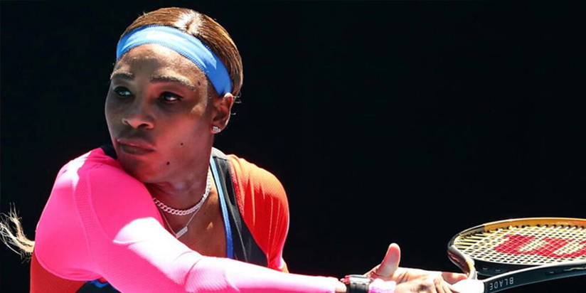 Serena ready to return for clay swing after intense training