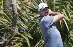 Koepka battles to share of early lead at PGA Championship