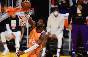 Suns bounce back to level West series with Lakers 2-2