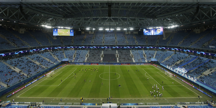 Russia to allow foreign fans to attend Euro 2020 in St. Petersburg