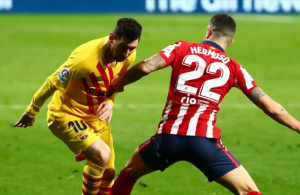 Barca aim to leapfrog Atletico but Real lie in wait
