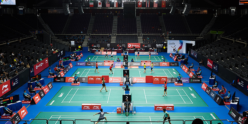 Singapore Open cancelled as organisers cite 'challenges' owing to COVID-19