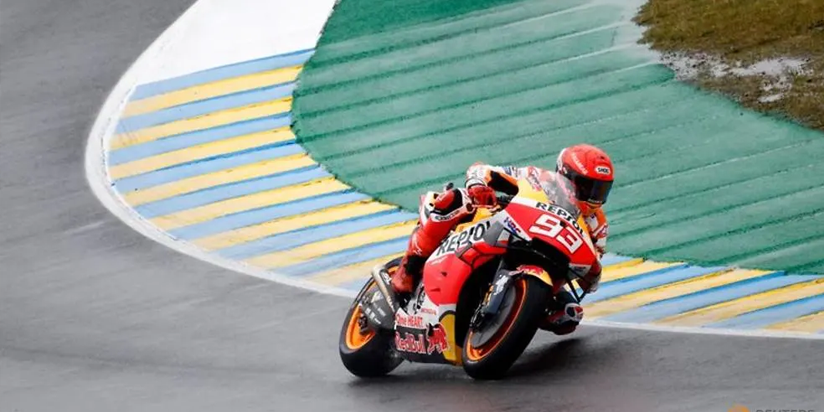 Marquez considered halting comeback due to shoulder pain