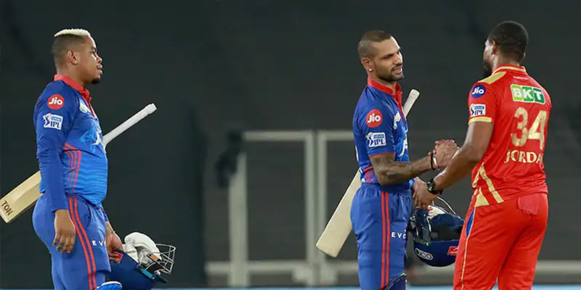 Mayank Agarwal's 99* In Vain As Delhi Capitals Thrash Punjab Kings To Go Top Of The Table