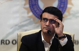 Remaining IPL games can't be played in India: BCCI chief Ganguly