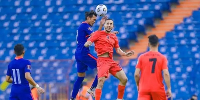 Singapore resume 2022 World Cup qualifying campaign with 4-0 loss to Palestine