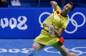 Chinese trio named in BWF's Hall of Fame