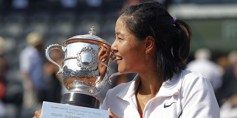 China gives Li Na the 'cold shoulder' a decade on from changing tennis