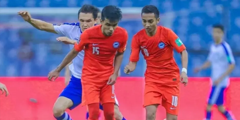 Singapore lose 5-0 to Uzbekistan in World Cup qualifier