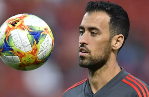 Spain captain Busquets tests positive for COVID-19, leaves Euro 2020 training camp