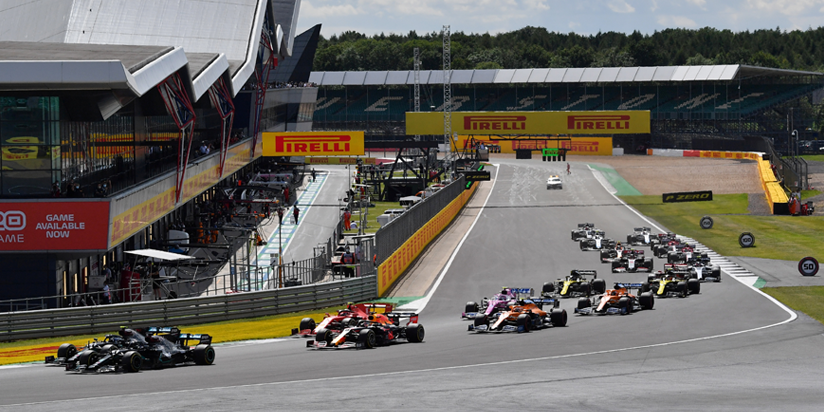 Top three in F1 Sprint qualifying to be awarded wreath