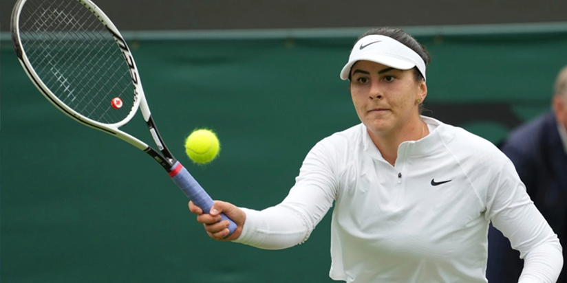 Canada's Andreescu withdraws from Tokyo Olympics