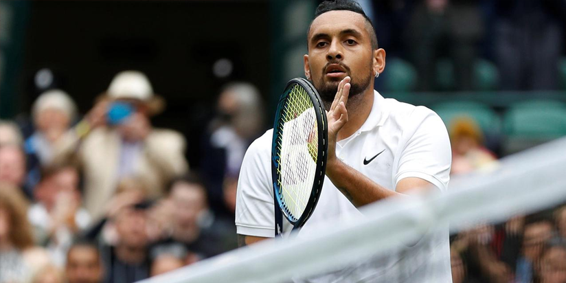 Kyrgios says he will not play at fan-free Tokyo Games