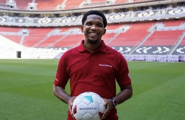 Samuel Eto'o: I'm hoping for a Cameroon versus Qatar World Cup final in 2022