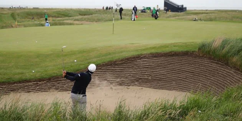 British Open ready for 'emotional' return in front of 32,000 fans
