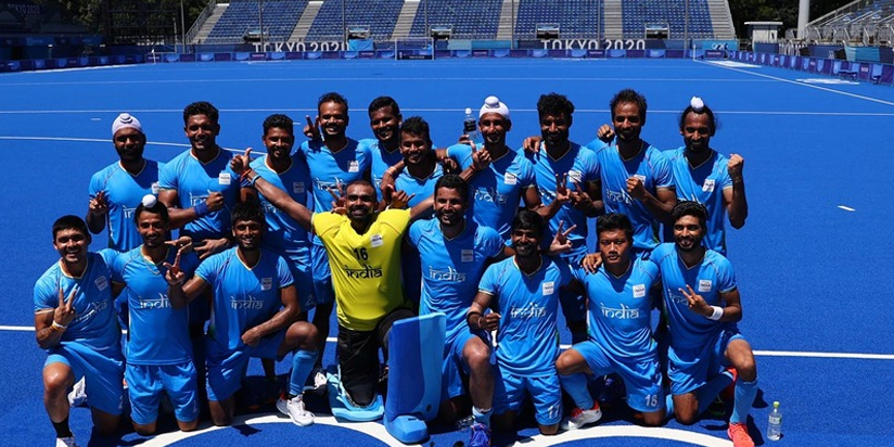 Hockey-India win bronze after dramatic victory over Germany