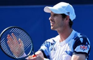Tennis-Murray accepts wildcard for final US Open tune-up eve