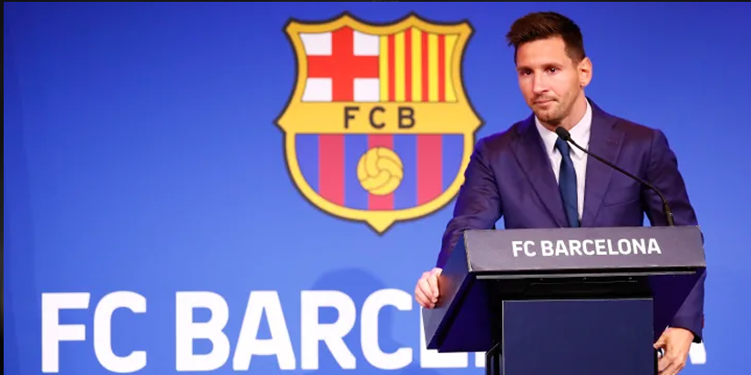 Barcelona Lawyers Move To Block Lionel Messi's Transfer To PSG