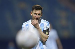 Lionel Messi-led Argentina post comfortable win over Venezuela in FIFA World Cup 2022 qualifier