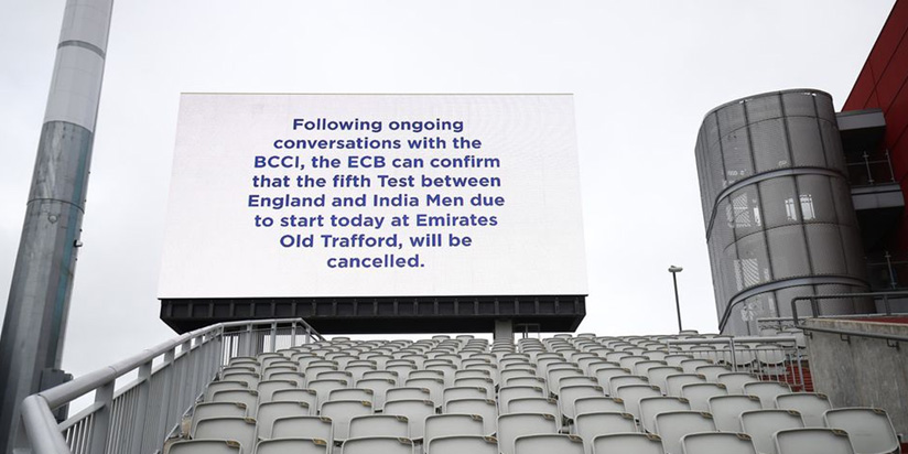 India players refused to play fifth test v England, says BCCI chief
