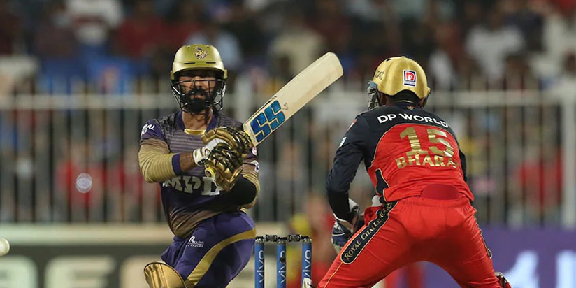 Kolkata Knight Riders Beat Royal Challengers Bangalore By 4 Wickets To Reach Qualifier 2