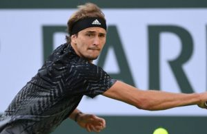 Zverev sees off Murray to reach Indian Wells fourth round
