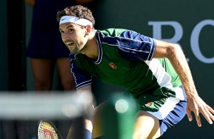 Medvedev sent packing in fourth round of Indian Wells