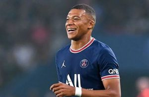 Kylian Mbappe Takes Centre Stage For PSG In Absence Of Lionel Messi, Neymar
