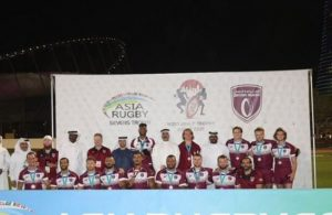Qatar Men's Team Win Third Place in West Asia Rugby 7s Trophy 2021