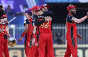 Royal Challengers Bangalore Sail Into Playoffs With 6-Run Win Over Punjab Kings