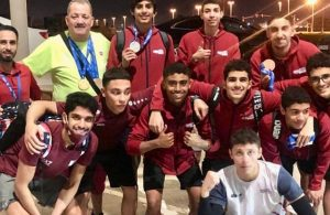 Team Qatar Swimmers Win 9 Medals at 2021 Arab Short Course Championships