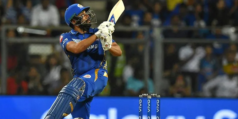 Rohit Sharma Becomes First Indian Batsman To Hit 400 Sixes In T20 Cricket